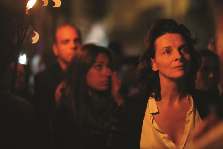 "Juliette Binoche. Still from ""L'Attesa/The Wait"" director Piero Messina. IndigoFilm"