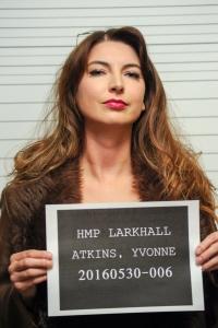Caroline Perks as Yvonne Atkins