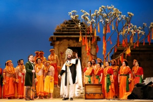 Image of the Opera Australia production